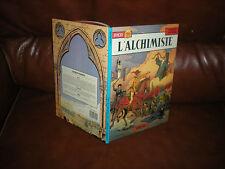 JHEN - L'ALCHIMISTE - EDITION ORIGINALE 1989 N°2713 - JACQUES MARTIN (ALIX)