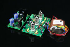 Assembled E834 RIAA MM Tube phono amp + Power supply board  + transformer  L5-37