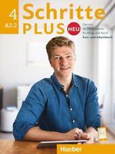 Schritte plus Neu 4. Kursbuch + Arbeitsbuch + CD zum Arbeitsbuch von Silke Hilpert (2016, Taschenbuch)