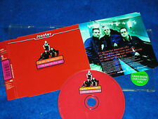 rare CD MAXI single SCOOTER 1998 we are the Greatest I WAS MADE FOR LOVIN'YOU