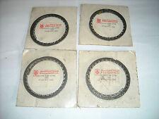 ROVER P6 2200/2200 TC pistone anelli di dimensioni standard RTC 1300 NUOVO NOS GENUINE