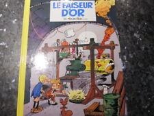 belle reedition  spirou et fantasio le faiseur d'or