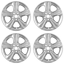 "(4) 2016 FORD ESCAPE 17"" CHROME LINERS SKINS HUBCAPS CAPS TMP-371X-7"""