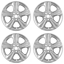 "(4) 2013 FORD ESCAPE 17"" CHROME LINERS SKINS HUBCAPS CAPS TMP-371X-7"""