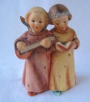 Hummel Goebel Porcelain Angel Figurine ANGELIC SONG Germany