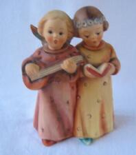 M I Hummel Goebel Porcelain Angel Figurine Angelic Song Germany Mold 144