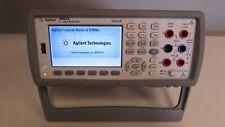 Agilent 34461a Digital Multimeter 6 Digit Truevolt Dmm