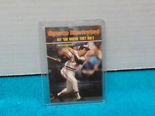 1997 Fleer Sports Illustrated Card #4/12 CC Rod Carew NM-MT