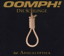 Oomph! + Maxi-CD + Die Schlinge (feat. Apocalyptica, 2006)