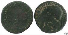 Imperio Romano           AS Tiberio - R/ PONTIF MAXIM TRIBUN POTEST XXXVIISC -