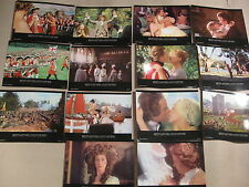 BARRY LYNDON - 15 Aushangfotos Lobbycards - STANLEY KUBRICK - Ryan O´Neal