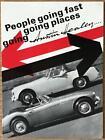AUSTIN HEALEY SPRITE & 3000 Mk III SPORTS Car Sales Brochure c1965 #2318