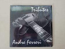 Andre Ferreri Tributes CD 9TRACKS Jazz w/Know It All, Brazilian Suite #2, Cafe+
