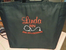 1 TOTE Bag NURSES DR RN LPN MD CNA HOSPITAL MEDICAL OFFICE GIFT MA NURSE PA LVN