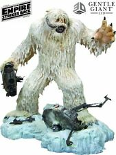 Gentle Giant Star Wars The Empire Strikes Back Wampa Statue New Rare