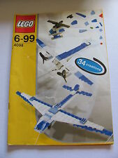 LEGO 4098 @@ NOTICE / INSTRUCTIONS BOOKLET / BAUANLEITUNG 1