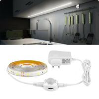 PIR Motion Sensor LED Strip Light for Kitchen Under Cabinet Light Stair Wardrobe