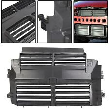 Fit 2012-2018 Ford Focus Radiator shutter with out actuator motor and pig