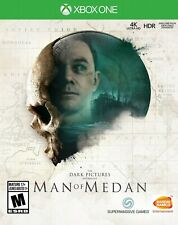 The Dark Pictures Anthology: Man of Medan Xbox One NO CD NO KEY