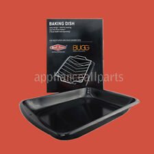 NEW GENUINE BEEFEATER BUGG BBQ ENAMEL BAKING DISH - PART: BB92975
