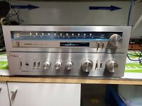 PIONEER STEREO AMPLIFIER SA-410 & TUNER TX-41O WORK GREAT CONDITION!