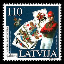 Latvia 1999 - Latvian Writer R. Blaumanis - Sc 487 MNH