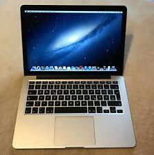 Apple MacBook Pro A1425 33,8 cm (13,3 Zoll) Laptop - 256GB (Februar, 2013) S971