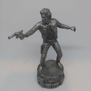 STAR WARS 2005 Saga Edition Chess Set HAN SOLO Replacement Piece - Cake Topper