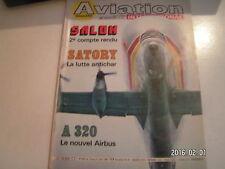 ** Aviation international magazine n°806 Le Bourget 81 / Le Loire 102
