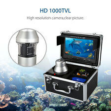 "EYOYO 9"" 1000TVL 30M 360° Fish Finder Underwater Fishing Camera With Sunshade AU"