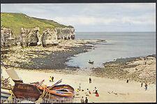 Yorkshire Postcard - North Landing, Flamborough   RT730