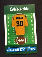 Los Angeles Rams Todd Gurley lapel pin-Show your colors-Best Seller-Collectable