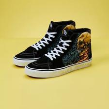 CONFIRMED ORDER * NEW Vans X Metallica Sk8 Hi MENS Size 10 10.5 11 11.5 12 13