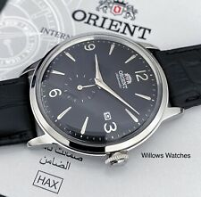Orient Bambino Small Seconds Black  Dial Automatic Men's Watch RA-AP0005B10B