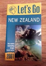 Let's Go 2001: New Zealand