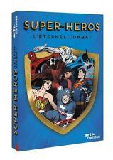 Super-héros l'éternel combat DVD NEUF SOUS BLISTER