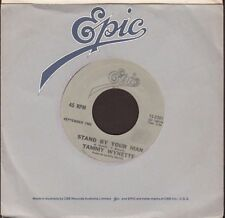 "Tammy Wynette - Stand By your Man - 7"" single 45rpm re-issue"