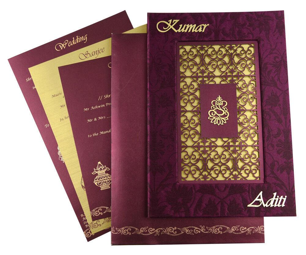 Indian Wedding Card | eBay Stores