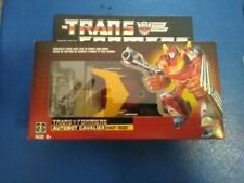 Transformers  G1 Reissue Walmart Exclusive Hot Rod New