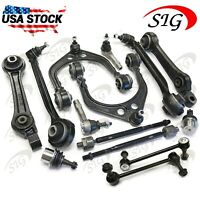 18pc JPN Control Arms Tie Rods Kit Suspension Bar Links Fits Jeep Grand Cherokee