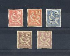 France Scott 133-137     [ID#433626]