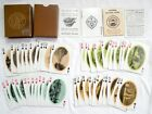 Fred Harvey Era SOUTHERN PACIFIC Playing Cards * All Different Images* Brown Box