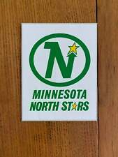 Vintage 1960s Minnesota North Stars Sticker