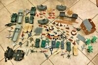 Army Base Set  Playset Army Figures & Accessories