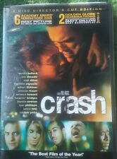 Crash - The Director's Cut (Two-Disc Special Edition) DVD (2006) Don Cheadl??