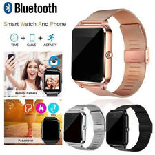 Bluetooth Smart Watch GSM SIM Phone Mate For Android Samsung iPhone Women Kids