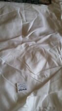 Wilkinson Single 100% Soft Cotton Valance Fitted Sheet  - New