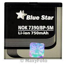 BATTERIA ORIGINALE BLUE STAR 750mAh PILA RICAMBIO LITIO PER NOKIA 5610 5700 6110