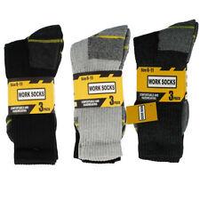 Calcetines de hombre negro color principal gris