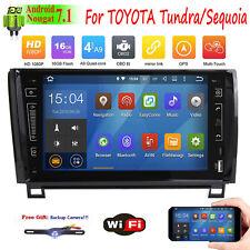 "For Toyota Tundra Sequoia 2008-2013 9"" Android 7.1 Car DVD Radio GPS Navi Stereo"